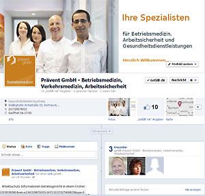Facebook Prävent GmbH